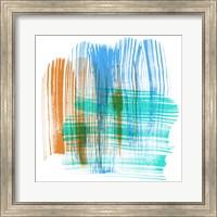 Color Swipe III Fine-Art Print