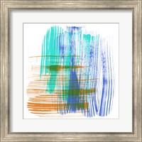Color Swipe IV Fine-Art Print