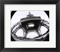 Eiffel Tower, Paris 1979 Fine-Art Print
