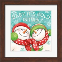 Let it Snow VI Eyes Open Fine-Art Print