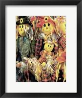 Scarecrow Family Fine-Art Print