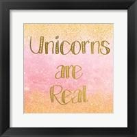 Unicorns are Real 2 Fine-Art Print
