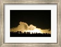 Red Mountain Sunset Arizona Mtns Fine-Art Print