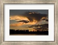 Fools Hollow State Park Sunset 1 Fine-Art Print