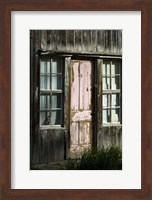 Colorado Cabin Door Fine-Art Print
