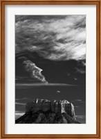 Castle Rock Sedona Arizona National Forest Fine-Art Print
