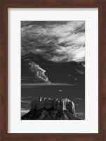 Castle Rock Sedona Arizona National Forest Fine-Art Print