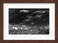 Moon Over The Red Rocks Sedona Arizona 2 Fine-Art Print
