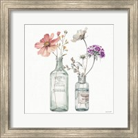 A Country Weekend X v2 with Purple Fine-Art Print