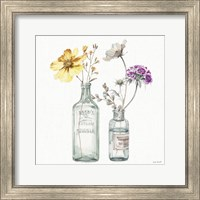 A Country Weekend X v2 Yellow Purple Fine-Art Print