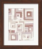 Harbor Windows VIII Blush Fine-Art Print