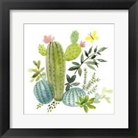 Happy Cactus I Fine-Art Print