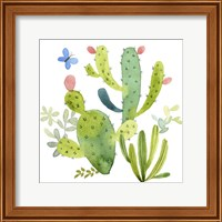 Happy Cactus II Fine-Art Print