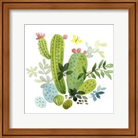 Happy Cactus III Fine-Art Print