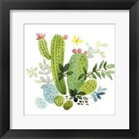 Happy Cactus III Fine-Art Print
