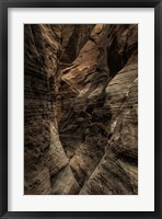 Narrow Slot Canyon 2 Fine-Art Print
