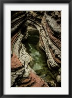 Layered Slot Canyon 2 Fine-Art Print