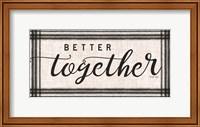 Better Together Fine-Art Print