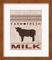 Grain Sack Milk Fine-Art Print
