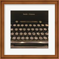 Smith Corona Typewriter Fine-Art Print
