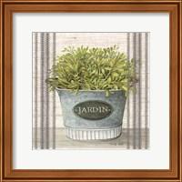 Galvanized Jardin Fine-Art Print