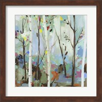 Birchwood Forest Fine-Art Print
