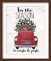 Mingle and Jingle Fine-Art Print