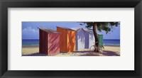 Cabins Fine-Art Print