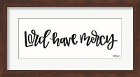 Lord Have Mercy Fine-Art Print