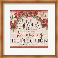 Rejoicing and Reflection Fine-Art Print