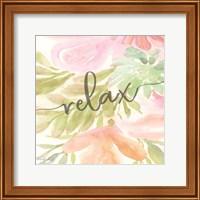 Floral Relax Fine-Art Print