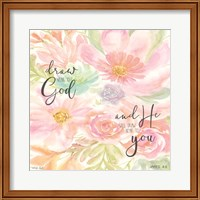 Draw Near to God Fine-Art Print