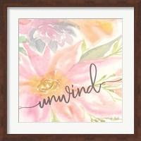 Floral Unwind Fine-Art Print