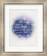 Starlight Astology Aries Fine-Art Print