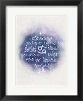 Starlight Astology Cancer Fine-Art Print