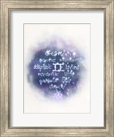 Starlight Astology Gemini Fine-Art Print