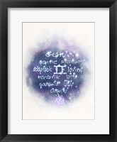Starlight Astology Gemini Fine-Art Print