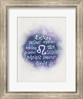 Starlight Astology Leo Fine-Art Print