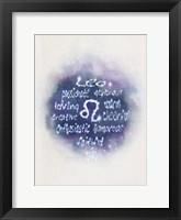 Starlight Astology Leo Fine-Art Print