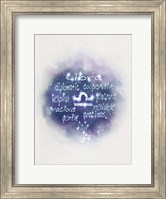 Starlight Astology Libra Fine-Art Print