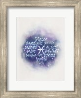 Starlight Astology Pisces Fine-Art Print