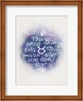 Starlight Astology Taurus Fine-Art Print
