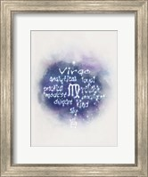 Starlight Astology Virgo Fine-Art Print