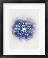Starlight Astology Virgo Fine-Art Print