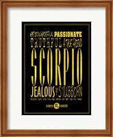 Scorpio Fine-Art Print
