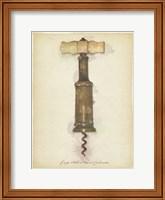 Early1800 Barrel Corkscrew Fine-Art Print
