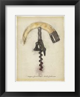 Tusk Corkscrew Fine-Art Print